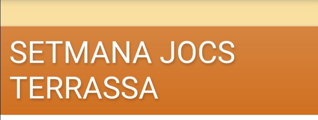SETMANA JOCS AL CARRER