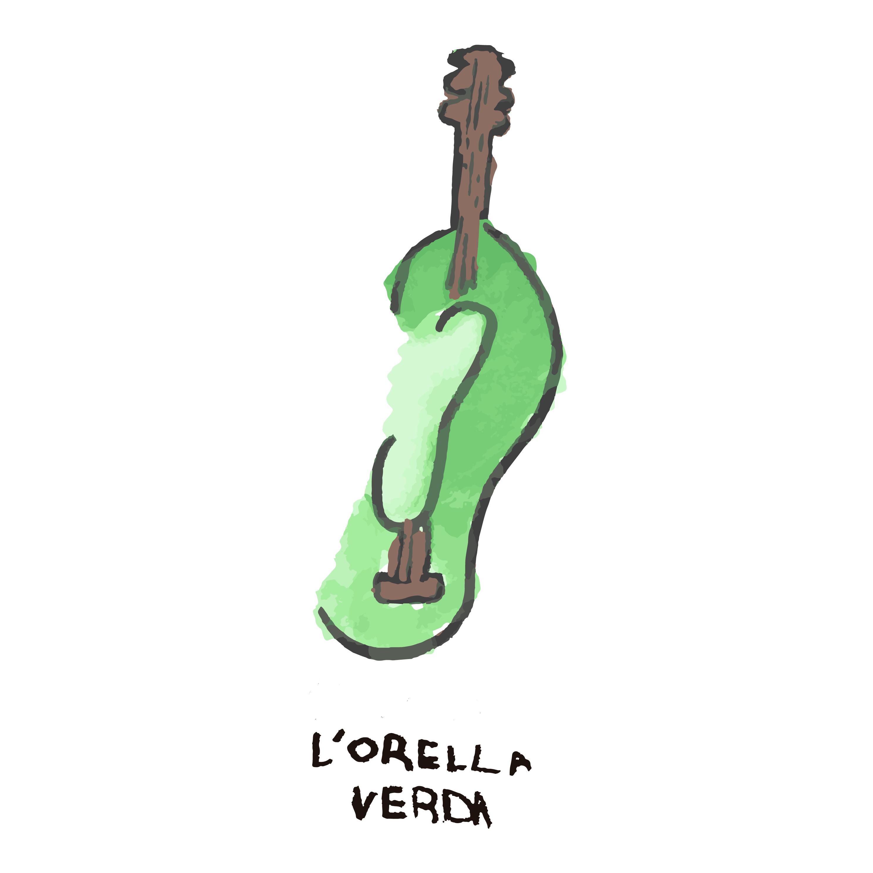 L'ORELLA VERDA